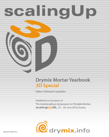 Drymix Mortar Yearbook 3D Special